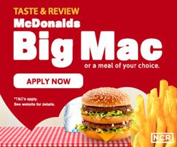 National Consumer Review - Review a McDonalds [UK] CPA offer