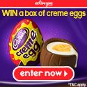 ActiveYou - Win a Box of Creme Eggs [UK] CPA offer