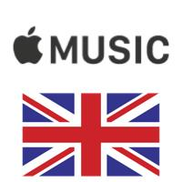 Apple Music - Free Trial [UK] CPA offer