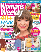 Woman's Weekly Magazine Limited Offer (Display Only) [UK] CPA offer