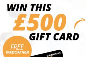 Want2Win - Win a £500 Amazon Gift Card [UK] CPA offer